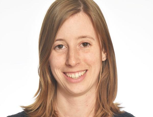 Annabelle Boxus, klantenadviseur ondernemingsloket