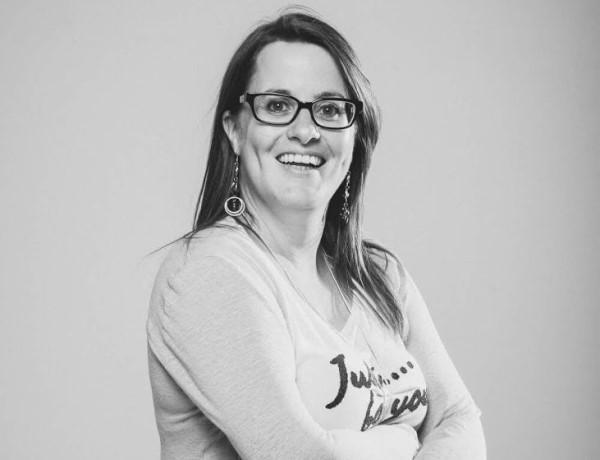 Evelien D'hoop, klantenadviseur ondernemingsloket