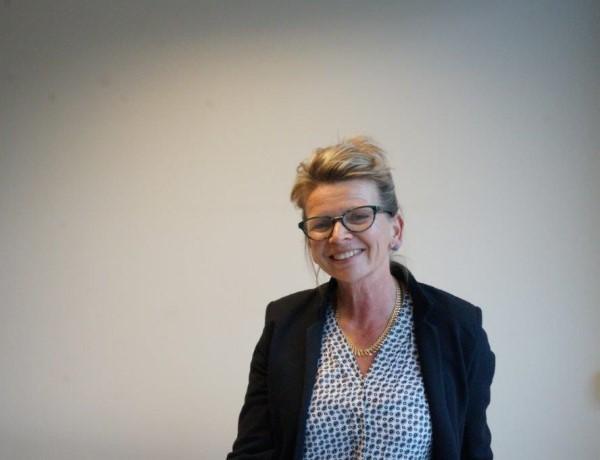 Marina Luyckx, klantenadviseur bij Liantis