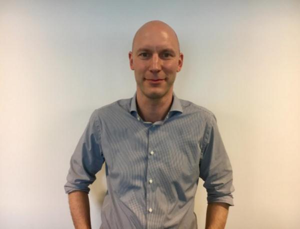 Nils Meyntjens, doelgroepverantwoordelijke