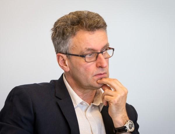 Wim Van Esch van Federatie Kinderopvang
